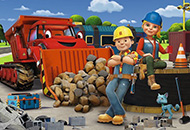 Bob The Builder, Fireman Sam